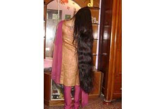 Herbal Hair Growth Oil - Long Hair Fast Growth - 100% Natural and Chemical free Hair Oil