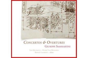 Sammartini: Concertos and Overtures