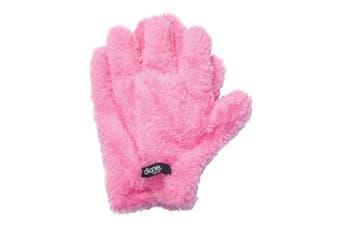 Diane Hair Drying Gloves, Pink