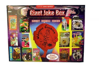A To Z Giant Joke Box