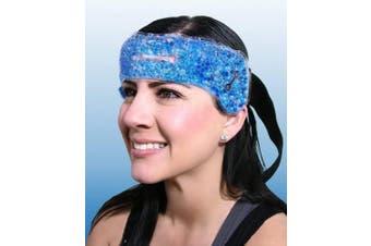 HOT/COLD MIGRAINE/SINUS/TENSION HEADACHE HEAD WRAP