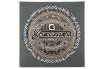 Prospectors Coal Mine Matte Clay Pomade (440ml)
