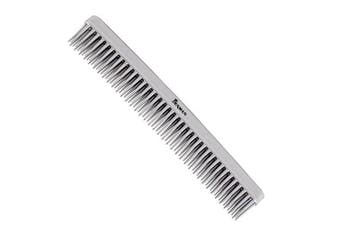 (Silver) - Denman D12 Tame 'N Tease Styling Comb Silver