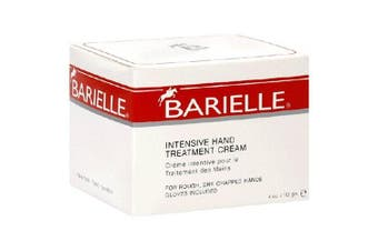 Barielle Intensive Hand Treatment Cream with Oat Beta Glucan with Gloves