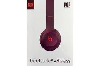 (Pop Magenta, Pop Collection) - Beats Solo 3 Wireless Headphones - Pop Collection - Pop Magenta