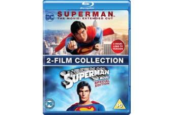 Superman: The Movie - Extended Cut [Region B] [Blu-ray]