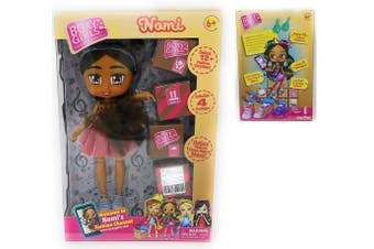 Boxy Girls Nomi 20cm Doll with 4 Surprise Packages