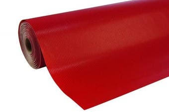 (50 x 0.70 m, Red) - Clairefontaine 50 m x 0.70 m Nature Kraft Long Roll Wrapping Paper, Red