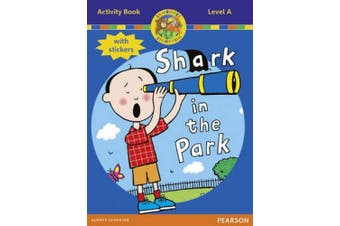 Jamboree Storytime Level A: Shark in the Park Activity Book with Stickers (Jamboree Storytime)