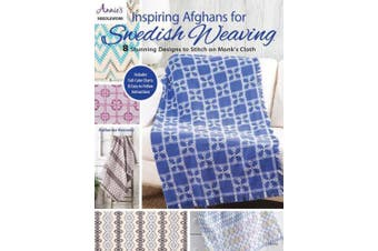 Inspiring Afghans for Swedish Weaving: 8 Stunning Designs to Stitch on Monk's Cloth