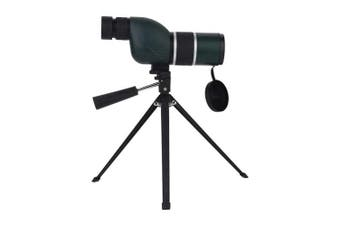 (Straight) - Elerose Monocular Scope 12-36X 50mm High Performance HD Waterproof & Anti Defeat with Tripod(Straight)