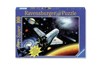 Ravensburger in Space 100 Pieces