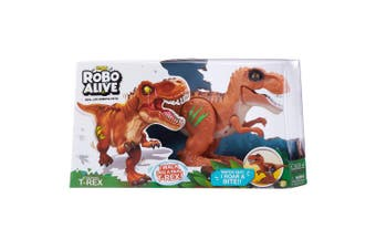 Zuru Robo Alive Robotic Dinosaur Assorted