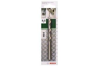 (8,5 mm) - Bosch DIY 2609255053 Metal Drill Bit HSS-G 8.5 x 75 x 117 mm (1)