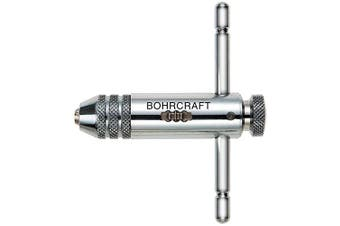 Bohrcraft Tool Holder with Ratchet Tap Short Design No. 1 for M3 - M10 moveable Original Packaging 1 item - 43021500001