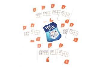 Ten Fish Card Game - Family Fun Math Game!