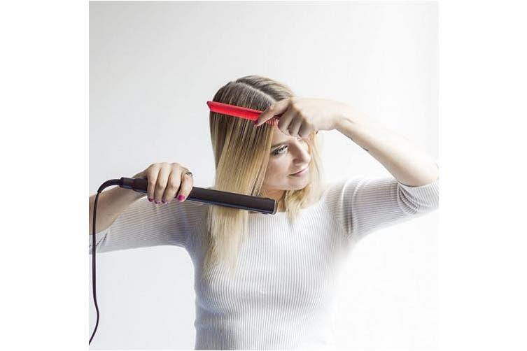 Revlon Salon Straightening 2 Piece Carbon Combs