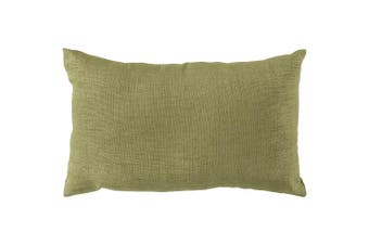 (33cm  50cm , Sea Foam) - Surya ZZ429-1320 Indoor/Outdoor Pillow, 33cm by 50cm , Sea Foam