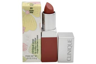 Clinique Pop Lip Colour # 01-nude Pop 3.9 gr