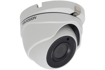 Hikvision DS-2CE56H0T-ITMF HD-TVI 5MP Colour Eyeball Dome CCTV Camera with 2.8mm Fixed Lens EXIR