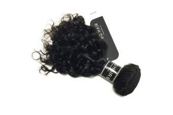 (20cm ) - BQ HAIR Deep Curly Hair Bundle Brazilian Virgin Human Hair Extensions (20cm )