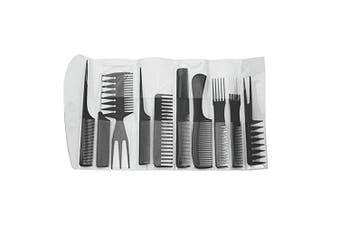 (Black) - Diane Assorted Comb Kit, D7901
