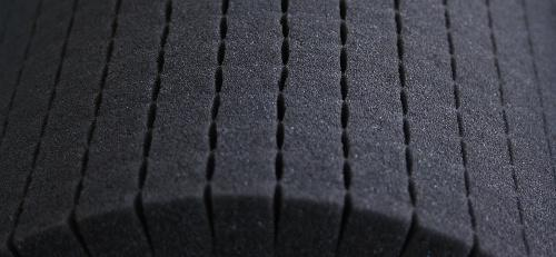 customizable Pick Pluck Foam for all kind of using self-adhesive with separate bottom 1,6 Inch FS040RS-Bundle 40 mm