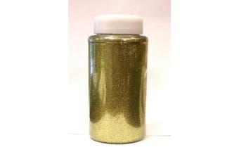 (Moss) - Ben Collection 0.5kg Glitter Powder Bottle Art Craft (Moss)