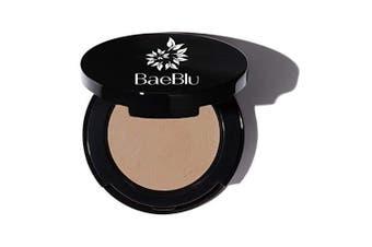 (Café Cream) - Best Organic 100% Natural Non-GMO Vegan Concealer for Face, Made in USA by BaeBlu, Café Cream