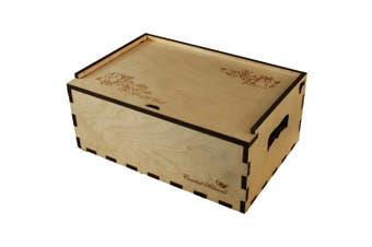 36-Bottle - Essential Oil Carrying Case, Box, Made in USA,holds 5ml 10ml 15ml and similar diameter roller bottles.