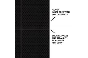 Heavy Duty Silicone Bar Service Mat: (46cm x 30cm ) Food safe, Commercial Strength Bar & Restaurant Service Mat