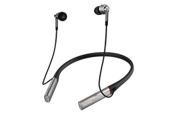 (Silver, Triple Driver In-Ear BT) - 1MORE Triple Driver BT in-Ear Headphones Bluetooth Earphones with Hi-Res LDAC Wireless Sound Quality, Environmental Noise Isolation, Fast Charging, Volume Controls with Microphone - Silver