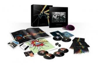 "Pink Floyd: ""The Dark Side Of The Moon: Immersion"" (2CD /2 DVD/ BLR) [2 Discs] [Region B] [Blu-ray]"