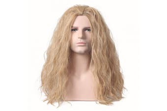 ColorGround Long Curly Cosplay Wig