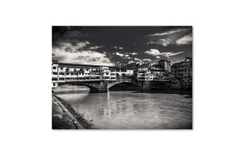 (70cm  by 80cm ) - Letters from Florence by Giuseppe Torre, 70cm by 80cm Canvas Wall Art