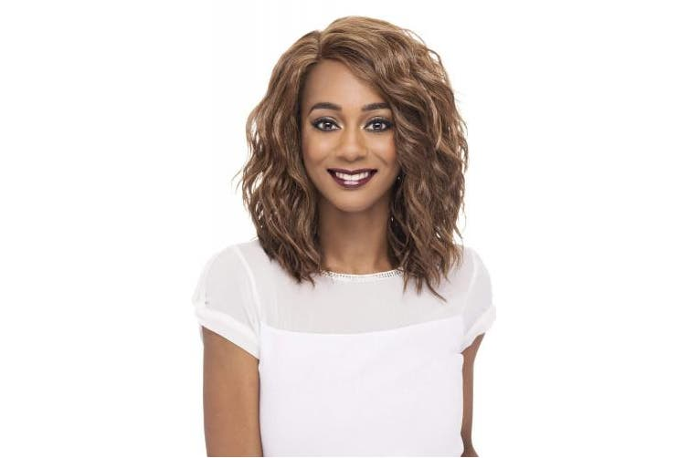 (TP613/27) - Vivica A Fox Hair Collection Finn - Natural Baby Lace Front Wig, New Futura Hair In Colour, TP613/27, 140ml