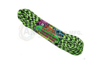 (0.3cm  x 30m, Outbreak) - A.C. Kerman - LE Atwood Rope 250kg Type III 7 Strand Core Paracord