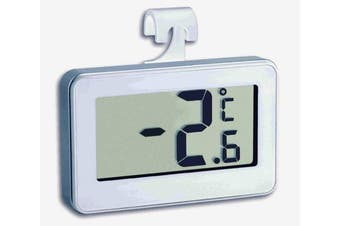 Digital Thermometer for Refrigerators and Freezers