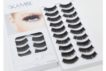 Kambe False Eyelashes No. 30