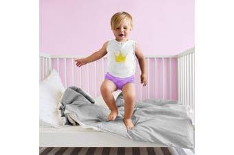 (3+ Years, Lilac) - Bambino Mio Potty Training Pants, Lilac, 3+ Years