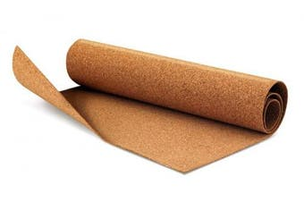 (30cm  x 60cm , 1Roll) - Hygloss Products Rolled Cork Sheet - 2 mm Thick Cork Roll - 12 x 24 Inches, 1 Roll