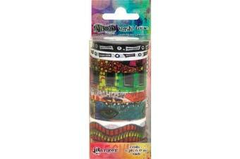 (Set #4 - 7 Rolls) - Ranger Dylusions Washi Tape #4