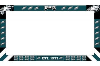 (Philadelphia Eagles) - Imperial Officially Licenced NFL Merchandise: Big Game Monitor Frame