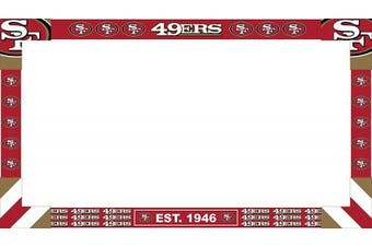 (San Francisco 49ers) - Imperial Officially Licenced NFL Merchandise: Big Game Monitor Frame