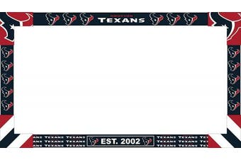 (Houston Texans) - Imperial Officially Licenced NFL Merchandise: Big Game Monitor Frame