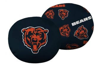 The Northwest Company NFL Chicago Bears Cloud Pillow, One Size, Multicolor