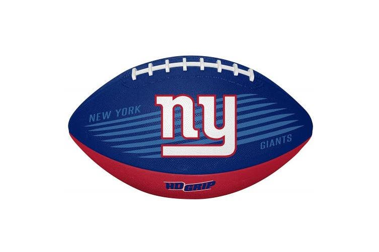 (New York Giants) - Rawlings NFL Downfield Youth Football (All Team Options)