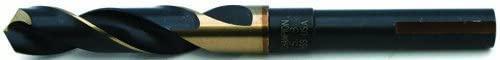 (XG12-9/16) - Champion Cutting Tool BlackGold XG12-9/16 Silver & Deming 1.3cm Shank Drill: MADE IN USA