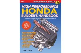 High-Performance Honda Builder's Handbook