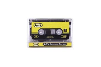 Trevi 0C60P4 Audiocassette Yellow